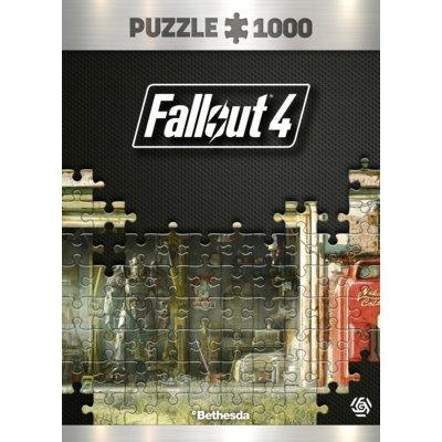 Puzzle GOOD LOOT Fallout 4 Garage