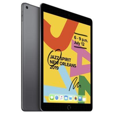 Produkt z outletu: Tablet APPLE iPad 10.2 (2019) 128GB Wi-Fi Gwiezdna szarość MW772FD/A