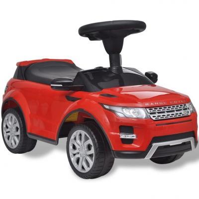 Emaga land rover 348 samochód dla dzieci z muzyką kolor czerwony