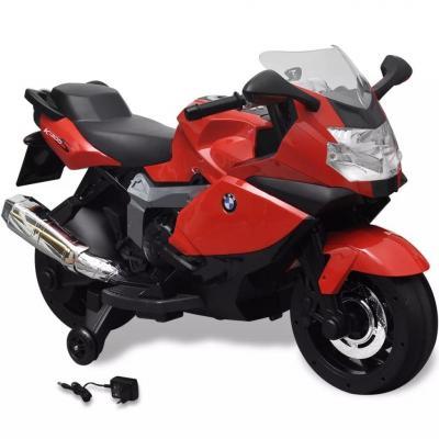 Emaga bmw 283 elektryczny motor dla dzieci czerwony 6 v