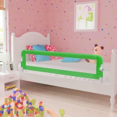 Emaga barierka ochronna do łóżka, 150 x 42 cm, zielona