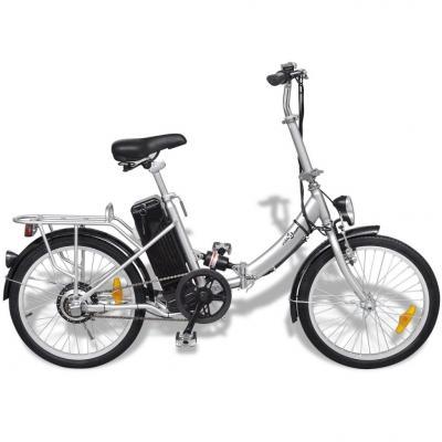 Emaga składany rower elektryczny z akumulatorem litowo-jonowym, aluminium