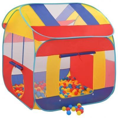 Emaga vidaxl namiot do zabawy, 300 piłeczek, xxl