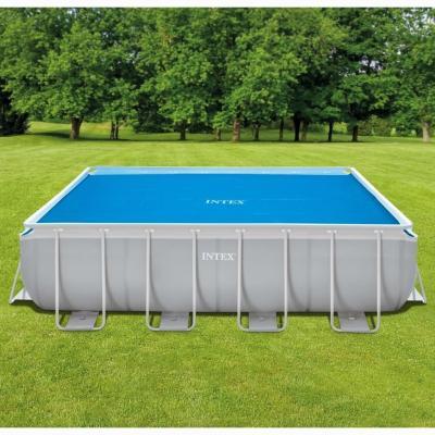 Emaga intex solarna plandeka na basen, prostokątna, 488 x 244 cm