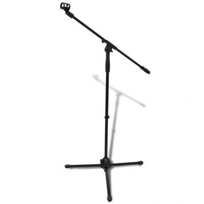 Emaga vidaxl regulowany statyw do mikrofonu