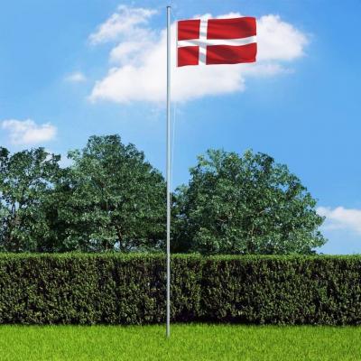 Emaga vidaxl flaga danii, 90x150 cm
