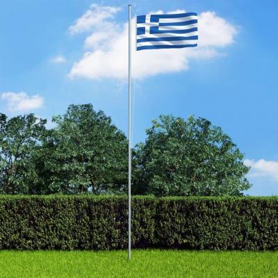 Emaga vidaxl flaga grecji, 90x150 cm