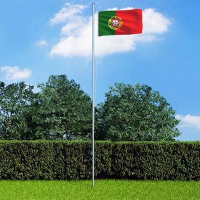 Emaga vidaxl flaga portugalii, 90x150 cm