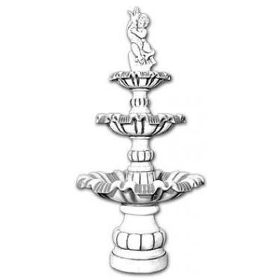 Emaga vb fontanna ogrodowa pomnik ozdoba dekoracja betonowa