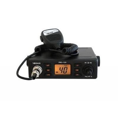 Emaga urz0603 radio cb yosan pro-120 am/fm rf-gain