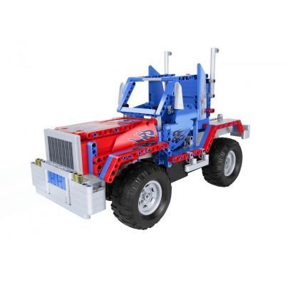 Emaga zab0107 zdalnie sterowany samochód do złożenia z klocków blocks truck by quer