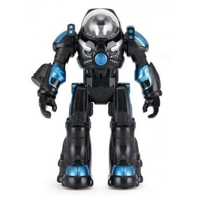 Emaga robot spaceman rastar 1:32 (światła i dźwięki, ruchome ramiona) - czarny