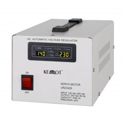 Emaga automatyczny stabilizator napięcia kemot mser-1000 (1000 va, serwomotor)