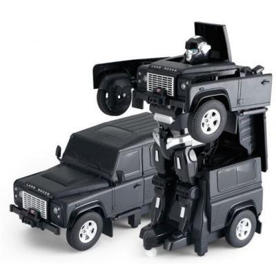 Emaga land rover transformer 1:14 2.4ghz rtr (akumulator, ładowarka usb) - czarny