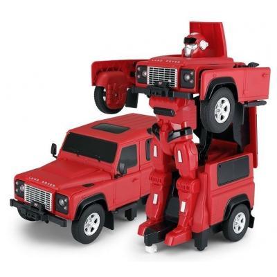 Emaga land rover transformer 1:14 2.4ghz rtr (akumulator, ładowarka usb) - czerwony