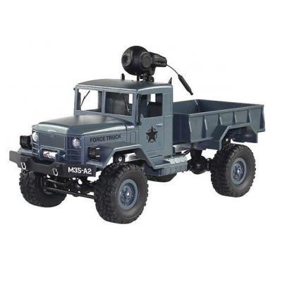 Emaga ciężarówka wojskowa m35 1:16 2.4ghz rtr - niebieska