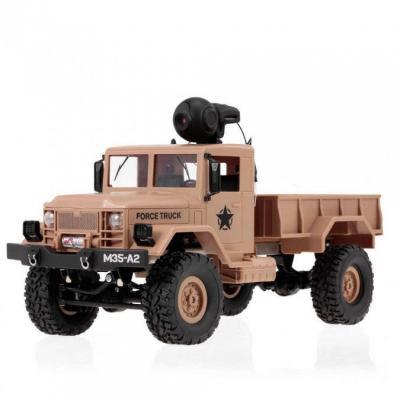 Emaga ciężarówka wojskowa m35 1:16 2.4ghz rtr - żółta