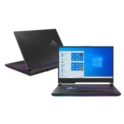 Laptop ASUS ROG Strix G15 G512LV-HN235T FHD i7-10870H/16GB/512GB SSD/RTX2060 6GB/Win10H Czarny