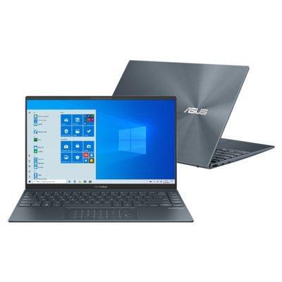Laptop ASUS ZenBook 14 UX425EA-BM063T FHD i5-1135G7/16GB/512GB SSD/INT/Win10H Szary