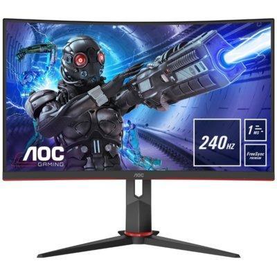 Monitor AOC C32G2ZE/BK 31.5 FHD VA 1ms