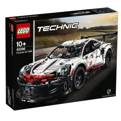 Klocki LEGO Technic Porsche 911 RSR (42096)