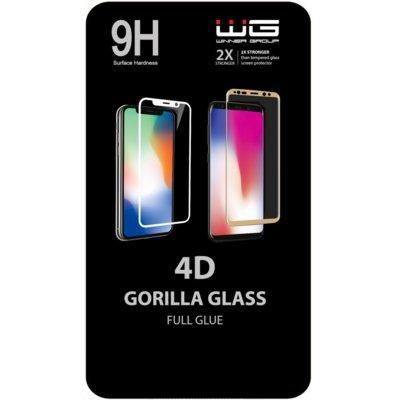 Szkło 4D WG FG do Xiaomi Mi A3 Czarny