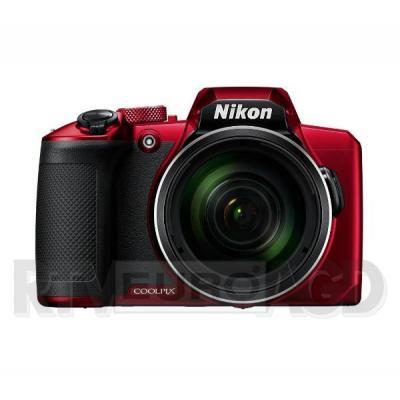 Nikon COOLPIX B600 (czerwony)