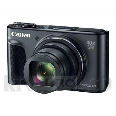 Canon PowerShot SX730HS (czarny)