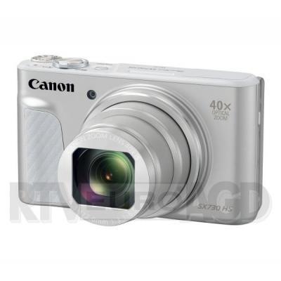 Canon PowerShot SX730HS (srebrny)