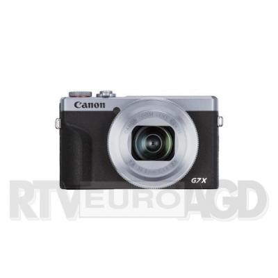 Canon PowerShot G7 X Mark III (srebrny)