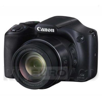 Canon PowerShot SX530 HS (czarny)