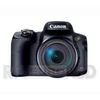 Canon PowerShot SX70 (czarny)