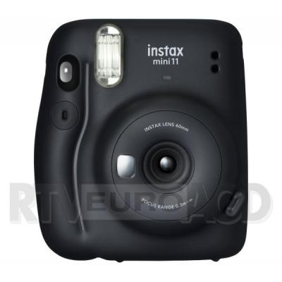 Fujifilm Instax Mini 11 (szary) + wkład 10 szt