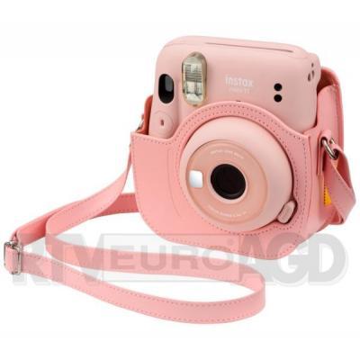 Fujifilm Instax Mini 11 (różowy) + wkład 10 szt + etui
