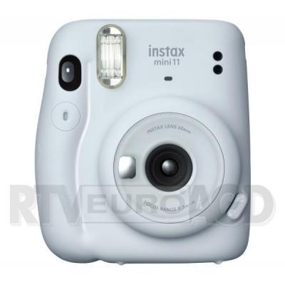 Fujifilm Instax Mini 11 (biały) + wkład 10 szt