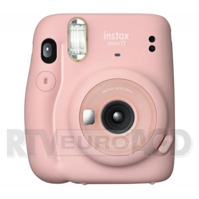 Fujifilm Instax Mini 11 (różowy) + wkład 10 szt