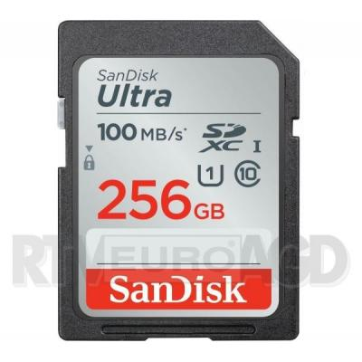 SanDisk ULTRA SDXC 256GB 100MB/s