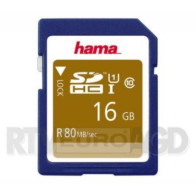 Hama Gold HS SDHC Class 10 UHS-I 16GB