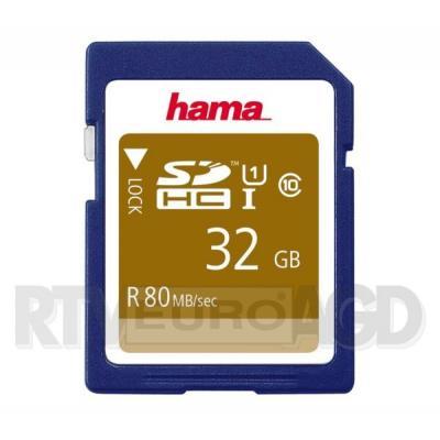 Hama Gold HS SDHC Class 10 UHS-I 32GB