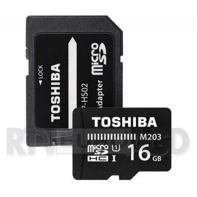 Toshiba MicroSDHC M203/EA 16GB