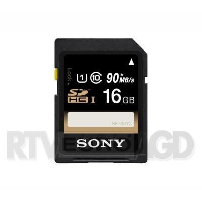 Sony SF16U SDHC Class 10 UHS-I 16GB