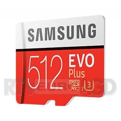 Samsung EVO PLUS microSDXC 512GB UHS-I U3
