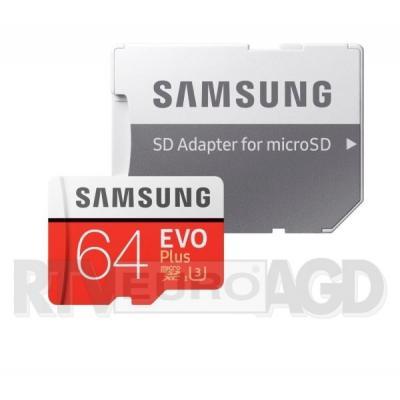 Samsung microSDXC EVO Plus 64GB 100 MB/s