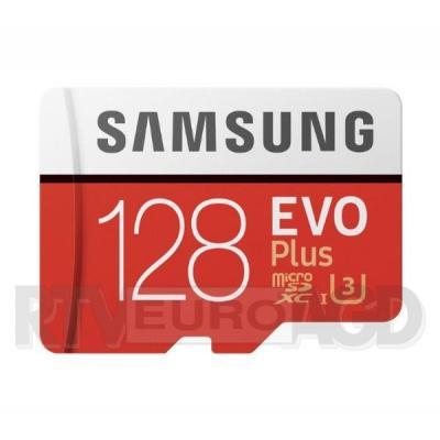 Samsung microSDXC EVO Plus 128 GB UHS-I U3