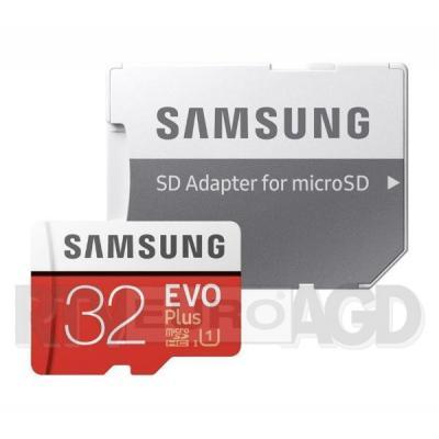 Samsung microSDHC EVO Plus 32GB 95 MB/s Class 10
