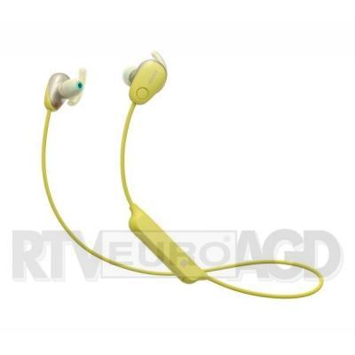 Sony WI-SP600N ANC (żółty)