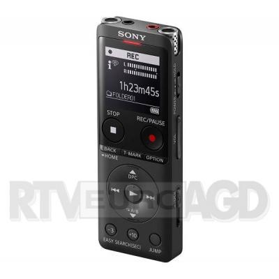 Sony ICD-UX570 (czarny)