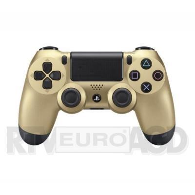 Sony DualShock 4 (złoty)
