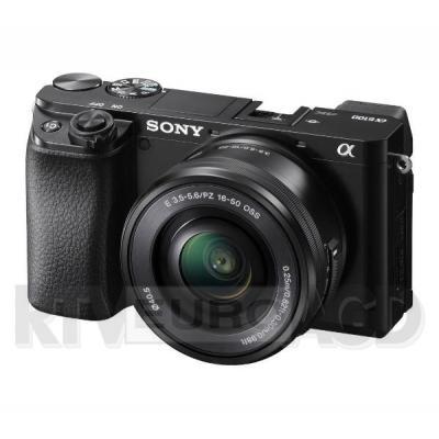 Sony A6100 + E PZ 16-50mm f/3,5-5,6 OSS