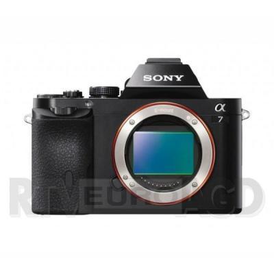 Sony Alpha a7K - ILCE-7K body czarny